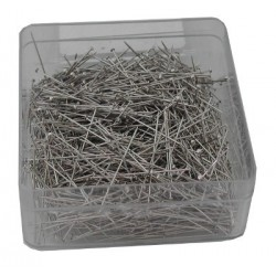 Medium Fine Nickel Plated Nickel 30mm x 0.60mm    100g box