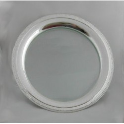 Stainless mounting plate