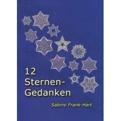 12 Sternen-Gedanken by Sabine Frank-Hart